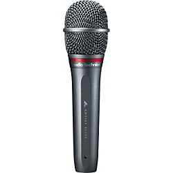 Audio-Technica AE6100 Hypercardioid Dynamic Microphone (AE6100)
