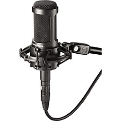 Audio-Technica AT2050 Multi-Pattern Large Diaphragm Condenser Microphone (AT2050)