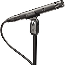 Audio-Technica AT4021 Cardioid Condenser Microphone (AT4021)