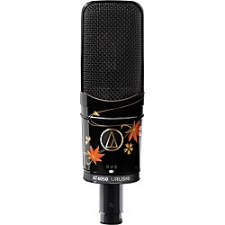 Audio-Technica AT4050 50th Anniversary Multi-Pattern Urushi Studio Condenser Mic (AT4050URUSHI)