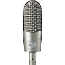 Audio-Technica AT4080 Bidirectional Active Ribbon Microphone (AT4080)