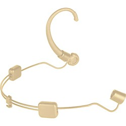 Audio-Technica AT8464-TH Dual Ear Mount for Microset Headworn Mics Beige (AT8464-TH)
