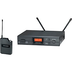 Audio-Technica ATW-2110a 2000 Series Unipak Wireless System (ATW-2110aD)