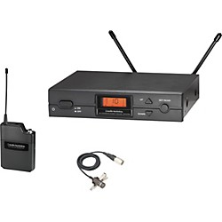 Audio-Technica ATW-2129a 2000 Series Lav Wireless System (ATW-2129aD)