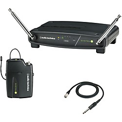 Audio-Technica ATW-901/G System 9 VHF Wireless Guitar System (ATW-901/G)