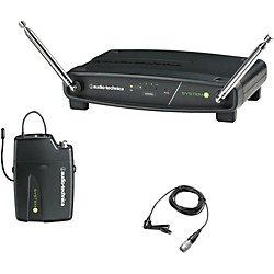 Audio-Technica ATW-901/L System 9 VHF Wireless Lavalier Microphone System (ATW-901/L)