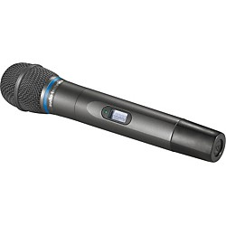 Audio-Technica ATW-T371b 3000 Series Handheld Condenser Microphone/Wireless Transmitter (ATW-T371bD)