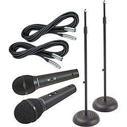 Audio-Technica Audio-Technica M4000S Mic Stage Package (KIT772873)