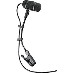 Audio-Technica PRO 35 Cardioid Condenser Clip-on Instrument Microphone (PRO 35)