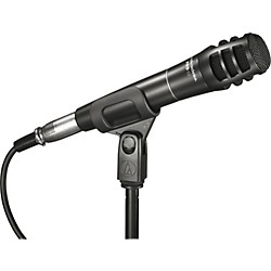 Audio-Technica PRO 63 Cardioid Dynamic Instrument Microphone (PRO63)