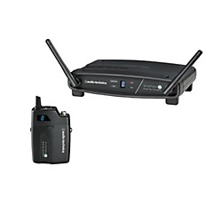 Audio-Technica System 10 2.4GHz Digital Wireless Bodypack System (ATW-1101)