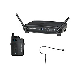 Audio-Technica System 10 2.4GHz Digital Wireless Headset System w/ PRO92CW (ATW-1101/H92)