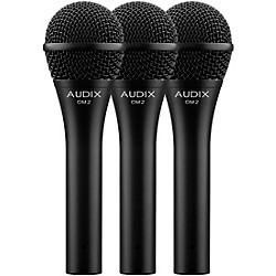 Audix OM-2 Microphone 3-Pack (OM2 3-Pack Promo)