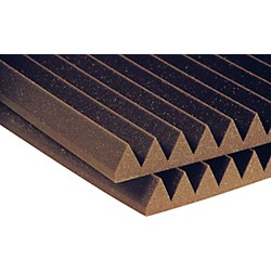 "Auralex 2"" Studiofoam Wedge 2'x4'x2"" Panels (12 Pack) (2SF24BRO)"