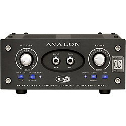 Avalon U5 Direct Box Instrument Preamplifier - 15th Anniversary (USED004000 U5 15th Ann)