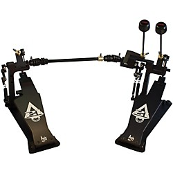 Axis Sabre A21 Double Bass Drum Pedal with Microtune Spring Tensioner (S-A21-2BMT)
