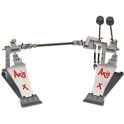 Axis X Double Bass Drum Pedal (AX-X2)