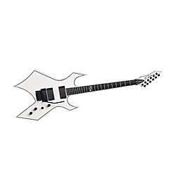 B.C. Rich NJ Warlock Electric Guitar (NJDLXWPW)
