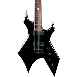 B.C. Rich Warlock Lucky 7 7-String Electric Guitar (WGL7BK)