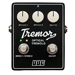 BBE Tremor Analog Tremolo Guitar Effects Pedal (USED004000 TR-63B)