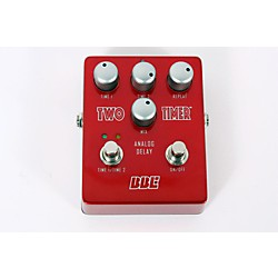 BBE Two Timer Analog Delay Guitar Effects Pedal (USED005002 TT-2)
