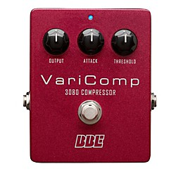 BBE Varicomp OTA Compressor Guitar Effects Pedal (USED004000 VC-3080)