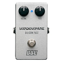 BBE Windowpane Silicon Fuzz Guitar Effects Pedal (USED004000 WP-69)