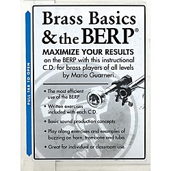 BERP Buzz Extension and Resistance Piece Brass Basics and The B.E.R.P. CD (BERPBASICS)