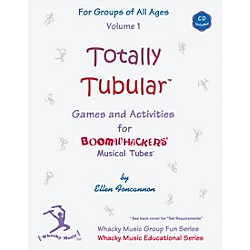 BOOMWHACKERS Totally Tubular Volume 1 Book/CD (EFT1)