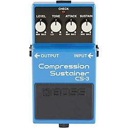 BOSS CS-3 Compression Sustainer Pedal (CS-3)