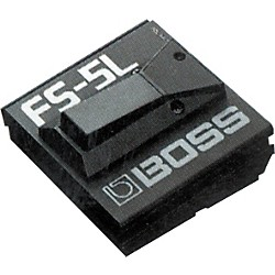 BOSS FS-5L Latching Footswitch (FS-5L)