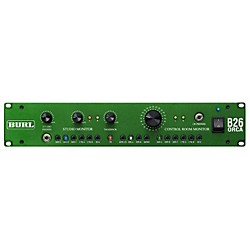 BURL B26 Orca 6 Stereo Input Control Room Monitor (B26 Orca)