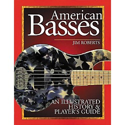 Backbeat Books American Basses Book (331070)