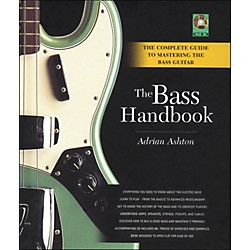 Backbeat Books Bass Handbook - A Complete Guide To Mastering The Bass Guitar (331295)
