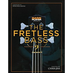 Backbeat Books Bass Player Presents The Fretless Bass (331928)