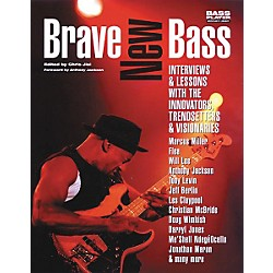 Backbeat Books Brave New Bass - Interviews Book (331117)