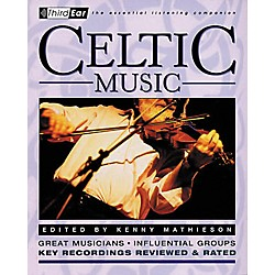 Backbeat Books Celtic Music - Listening Companion Book (330732)