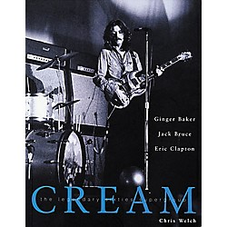 Backbeat Books Cream Book (330598)