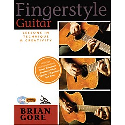 Backbeat Books Fingerstyle Guitar Lessons In Technique And Creativity Book/CD (331256)