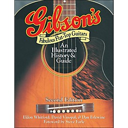 Backbeat Books Gibson's Fabulous Flat-Tops - Revised And Updated (332843)