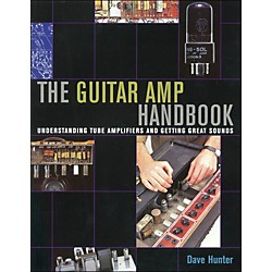 Backbeat Books Guitar Amplifier Handbook (331349)