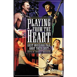Backbeat Books Playing From The Heart Book (330949)