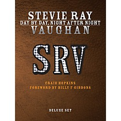 Backbeat Books Stevie Ray Vaughan: Day By Day Night After Night box set (333277)
