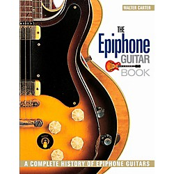 Backbeat Books The Epiphone Guitar Book - A Complete History of Epiphone Guitars (333269)
