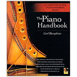 Backbeat Books The Piano Handbook - A Complete Guide For Mastering Piano with CD Hardcover (330987)