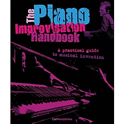 Backbeat Books The Piano Improvisation Handbook (332750)