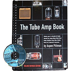 Backbeat Books The Tube Amp Book (Book/CD) (331091)