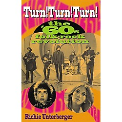 Backbeat Books Turn! Turn! Turn! '60s Rock Revolution Book (330946)