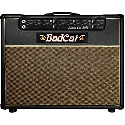 Bad Cat Black Cat 30w 1x12 Guitar Combo Amp with Reverb (BC 30 R 112)