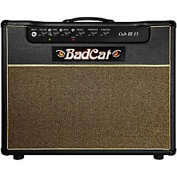 Bad Cat Cub III 15w 1x12 Guitar Combo Amp (Cub III 15  112)